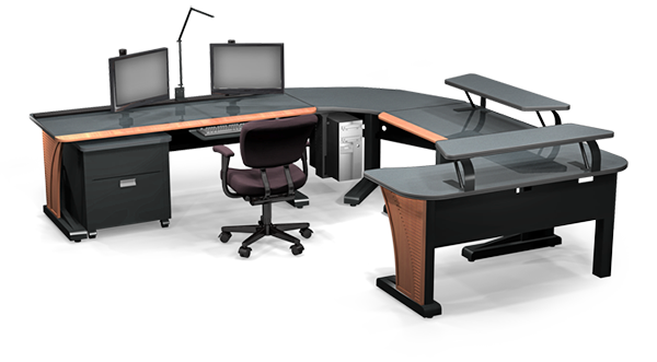 Encompass-2 Desk