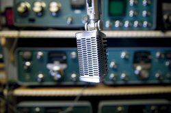 Ham Radio Station